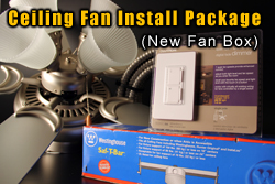 Ceiling Fan Installation | Smart Choice Electric Inc.