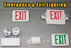 Exit Sign Installation White Plaines New York