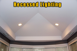 Recessed Lighting Cathedral Ceiling